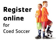 Register online for Soccer